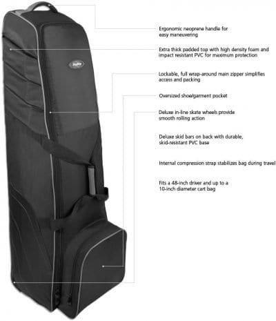 Bag Boy T-700 Golf Travel Bag
