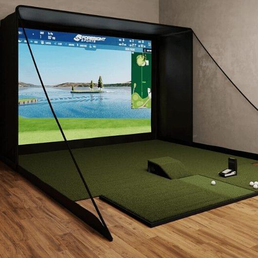 Foresight GC2 Sig12 Golf Simulator