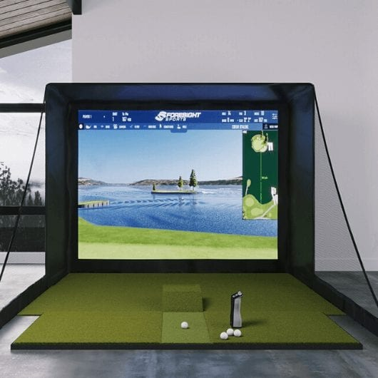 Foresight Sports GC Quad Sig10 Golf Simulator