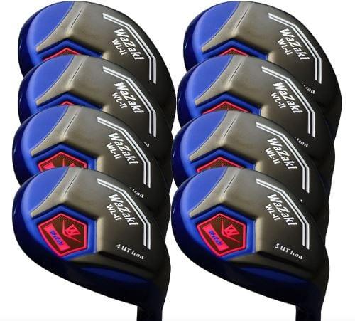 Japan Wazaki Black Iron Golf Set
