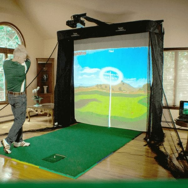 OptiShot2 Simulator Series Package