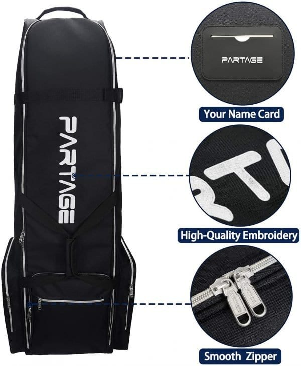 Partage Golf Travel Bag