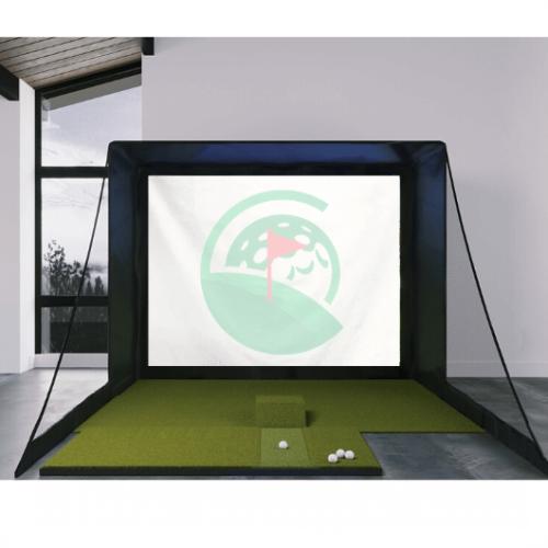 SIG10 Golf Simulator Studio - Complete Package