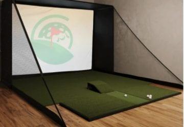 Golf Simulator Studio