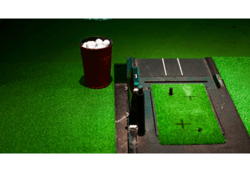 Golf Simulator Accessories