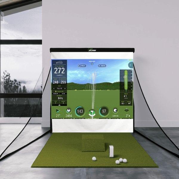 Skytrak Golf Bronze Package