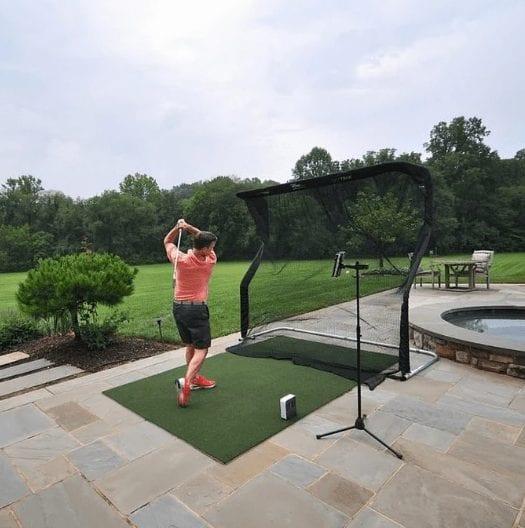 The Net Return Pro Series V2 Golf Net