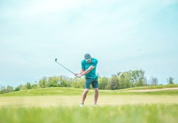 How to Hit a Stinger Golf Shot